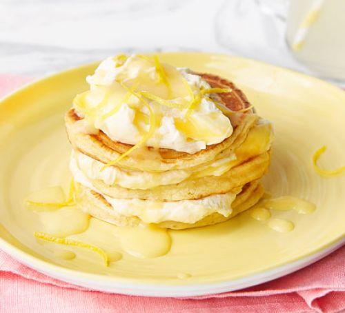 lemon-drizzle-pancakes
