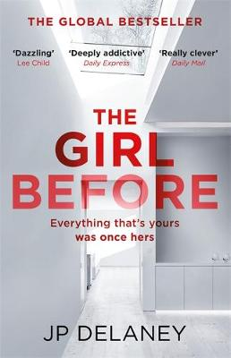 The Girl Before - image sourced by Waterstones UK